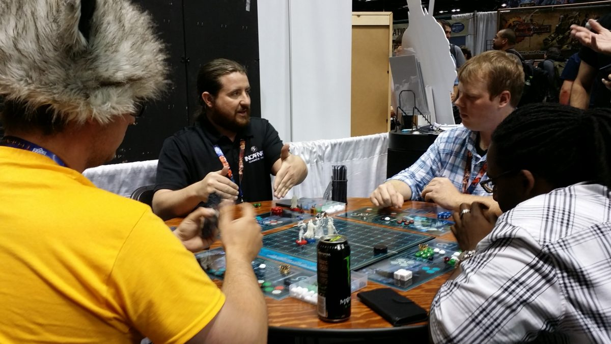 04 Ascended Kings - Incarnate Games Gen Con 2016
